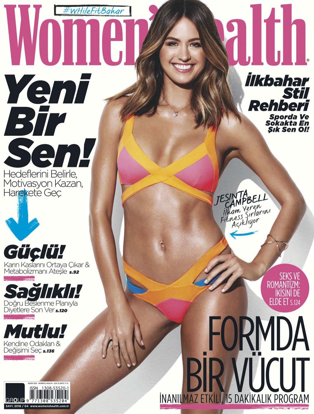 Womens Health Nisan E-dergi indir Sandalca.com