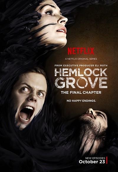 Hemlock Grove 3.Sezon (Tüm Bölümleri) Türkçe Altyazı – indir