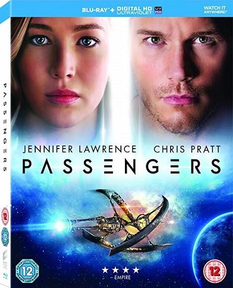 Uzay Yolculari - Passengers -1080p - TR/ENG -3 Boyutlu Film indir