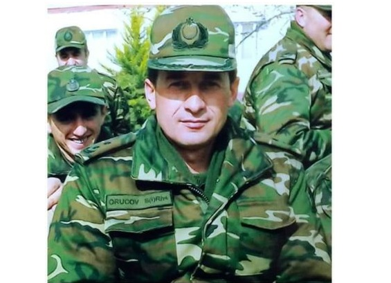 Aprel şəhidimiz `Murov qartalı` polkovnik-leytenantı Raquf İbrahim oğlu Orucovun ad günüdür!