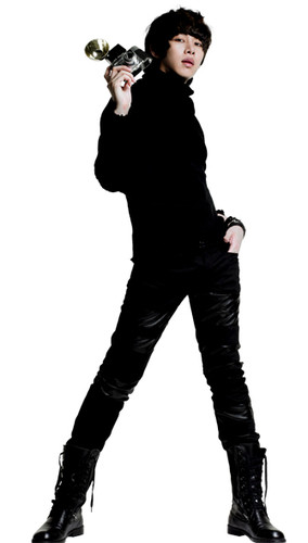 Super Junior A-CHA Photoshoot ODjM64