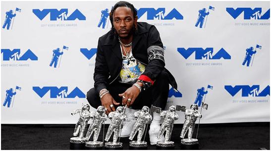 Kendrick Lamar mtv