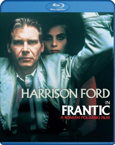 Çılgın - Frantic (1988) türkçe dublaj film indir