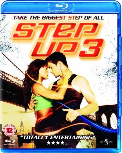 Sokak Dansı 3D - Step Up 3D (2010) türkçe dublaj hd film indir