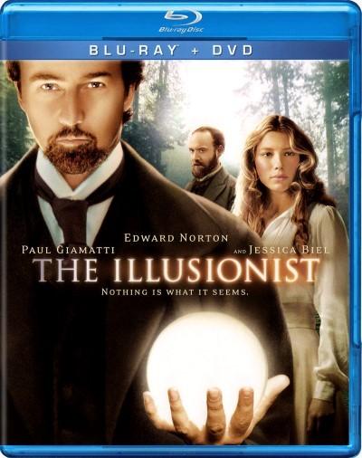 Sihirbaz - The Illusionist (2006) türkçe dublaj film indir