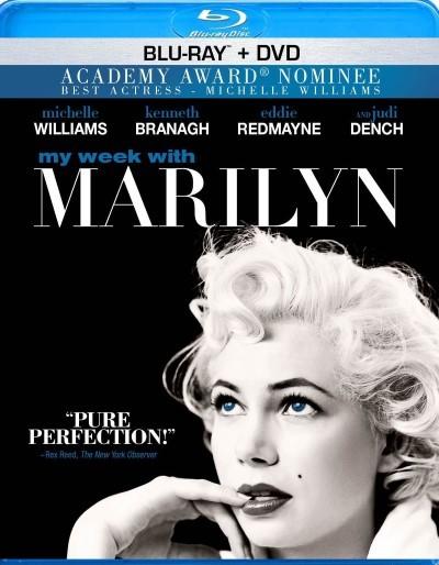 Marilyn ile Bir Hafta - My Week with Marilyn (2011) full türkçe dublaj film indir