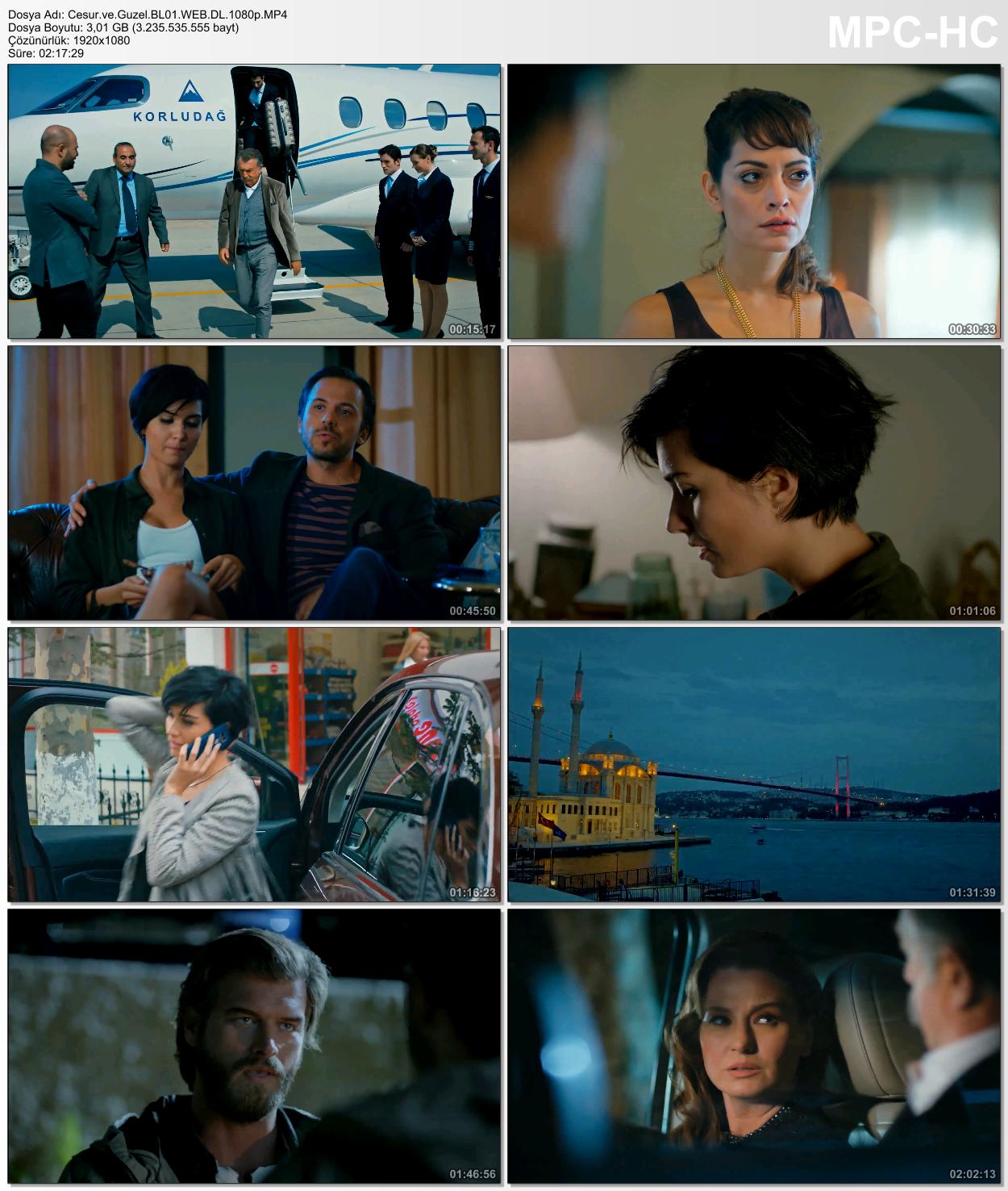 Cesur ve Güzel 13.Bölüm (HD - x264 - 1080p) Tüm Bölümler - VKRG