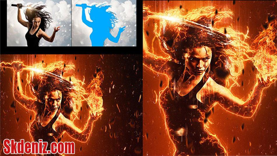 Ateş efekti