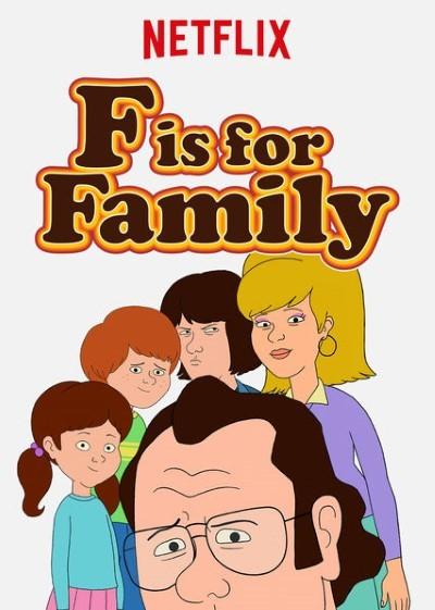 F is for Family (2015) Yabancı Dizi 1. Sezon Tüm Bölümler film indir