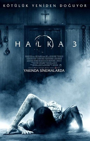 Halka 3 - Rings 3 2017 BRRip XViD Türkçe Dublaj  - Film indir  Tek Link Film indir