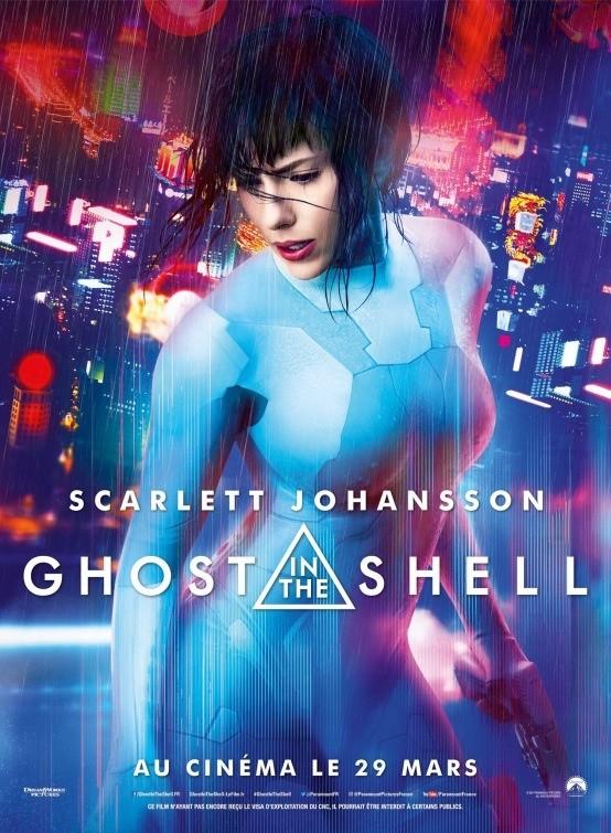 Kabuktaki Hayalet - Ghost in the Shell | 2017 | Türkçe Dublaj