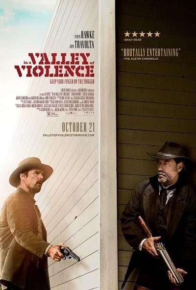 Şiddet Vadisinde – In A Valley Of Violence 2016 BDRip XviD Türkçe Dublaj indir