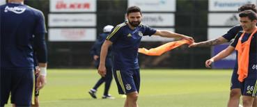 Fenerbahçe'de Mehmet Ekici sevinci