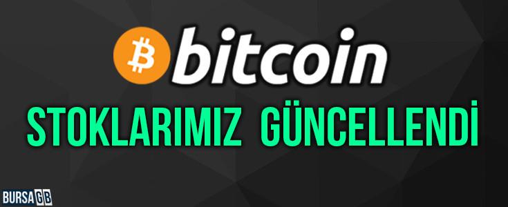 BursaGB'de Bitcoin Stoklari Yenilendi !