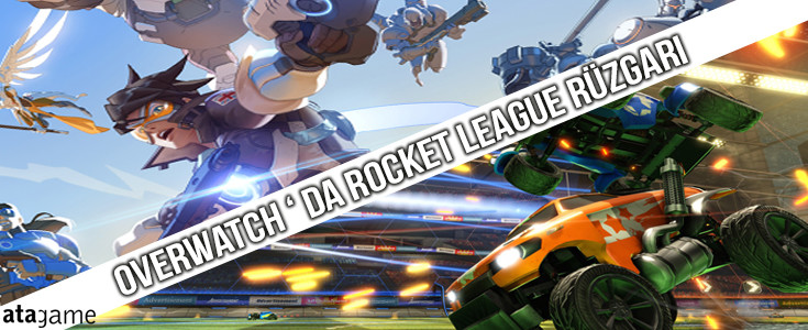 Overwatch ve Rocket League Oyuncularina Müjde !