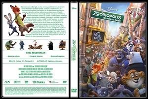 Zootropolis: Hayvanlar Şehri – Zootopia 2016 DVD-5 DUAL TR-EN – Tek Link