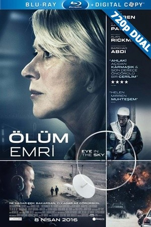 Ölüm Emri - Eye in the Sky | 2015 | BluRay 720p x264 | DUAL TR-EN