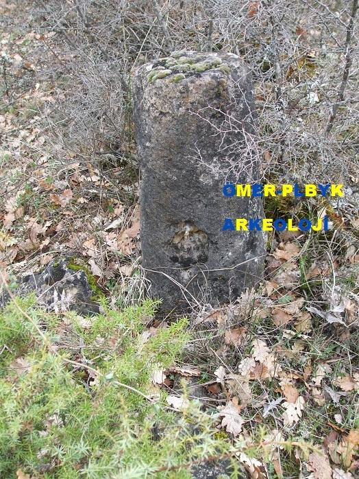 Karabük doğa gezimizde dikili taşlar
