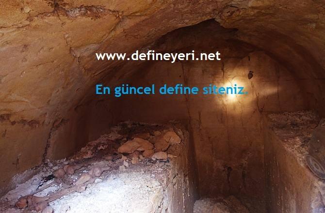 Açılmış Tümülüs Mezar odası