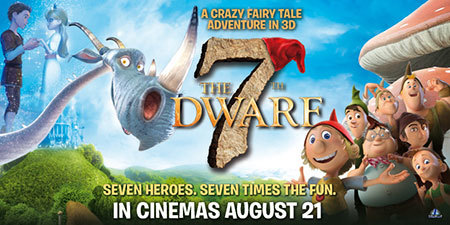 The 7th Dwarf (2014) | BluRay 1080p | Mkv