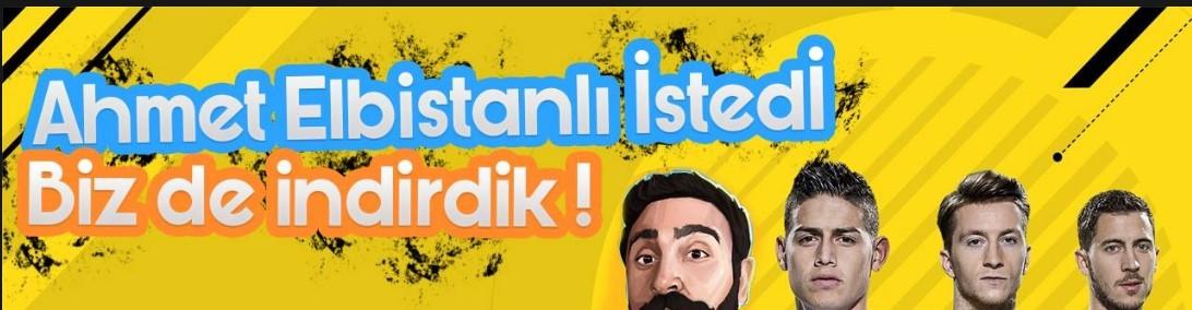 Ahmet Elbistanlı istedi Fifa 17 BursaGB'de İndirime Girdi !