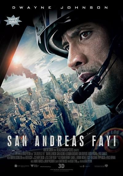 San Andreas Fayı 2015 (BRRip XviD) Türkçe Dublaj