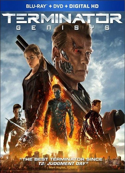 Terminator: Yaradılış – Terminator: Genisys 2015 BluRay 720p x264 Türkçe Altyazı – Tek Link