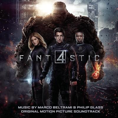 The Fantastic Four 2015 Soundtrack Yabancı Albüm İndir