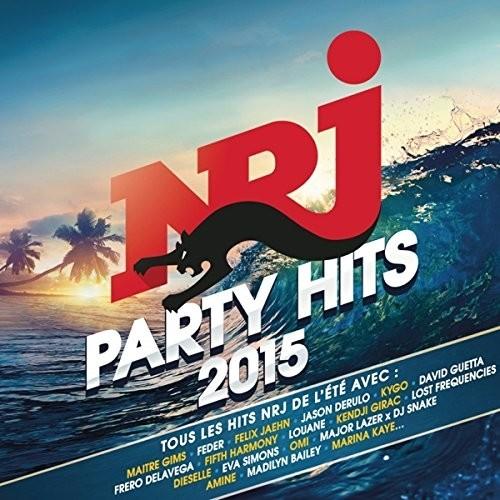 NRJ Party Hits 2015 Yabancı Albüm İndir