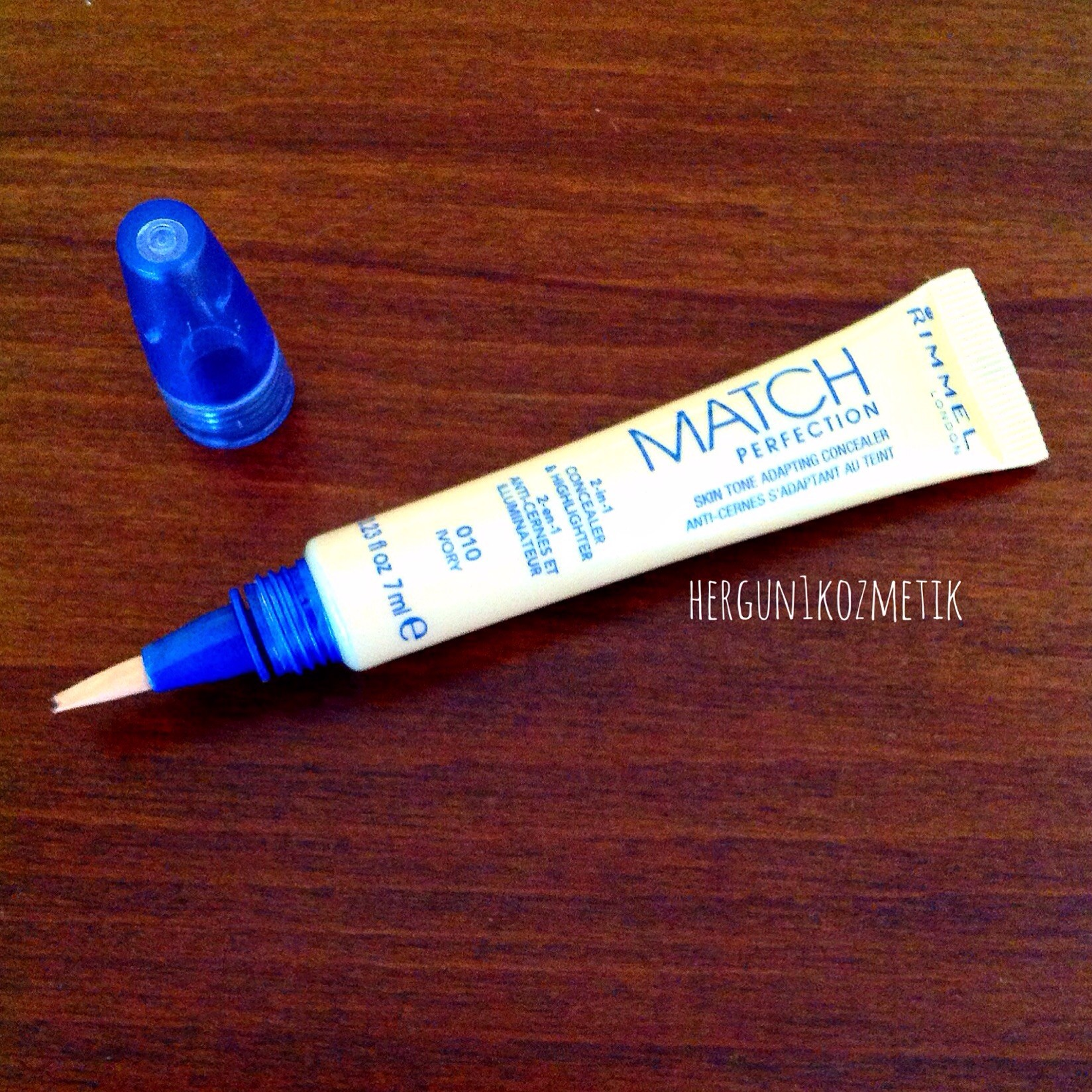 Rimmel London Match Perfection Concealar