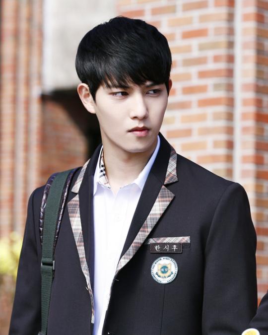 Han si hoo jong hyun dating