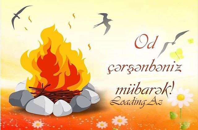 Od çərşənbəsi — Novruz bayramının ikinci çərşənbəsidir.
