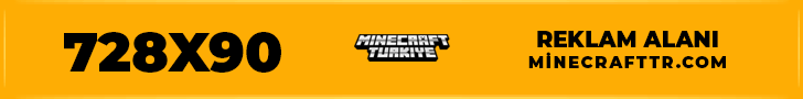 MinecraftTR Reklam Alanı