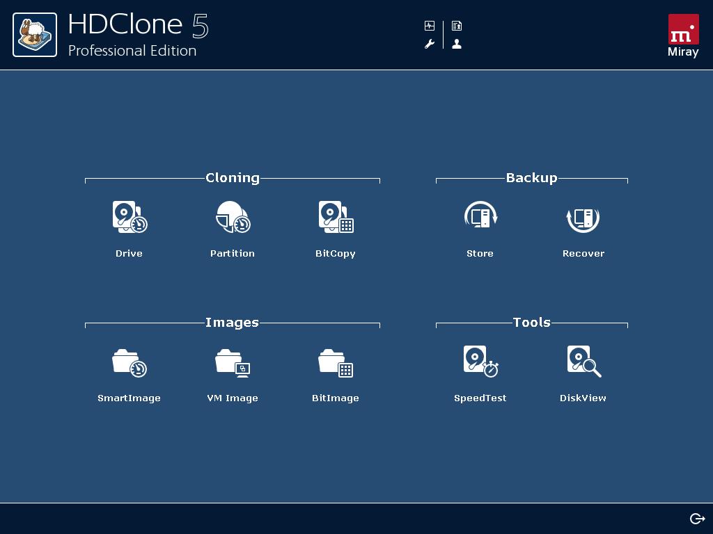 HDClone Enterprise Edition