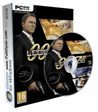 007 Legends – Full – Oyun indir