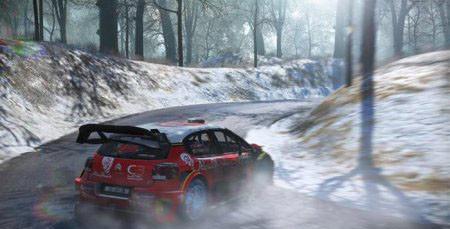 WRC 7 FIA World Rally Championship Full indir Ekran Görüntüsü 1