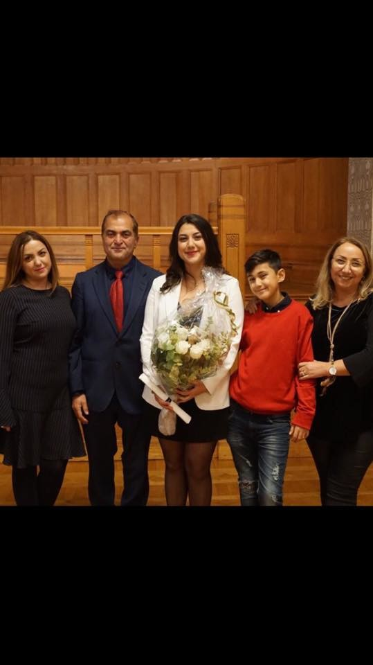 İsveç parlamentində deputat azərbaycanlı xanım