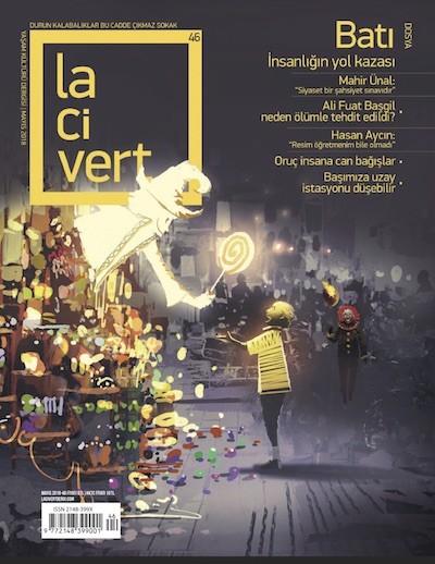 Lacivert Mayıs 2018