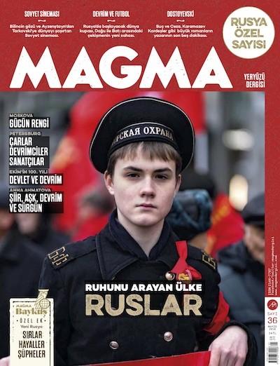 Magma Mayıs 2018