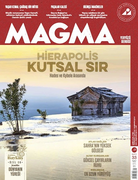 Magma Şubat 2018