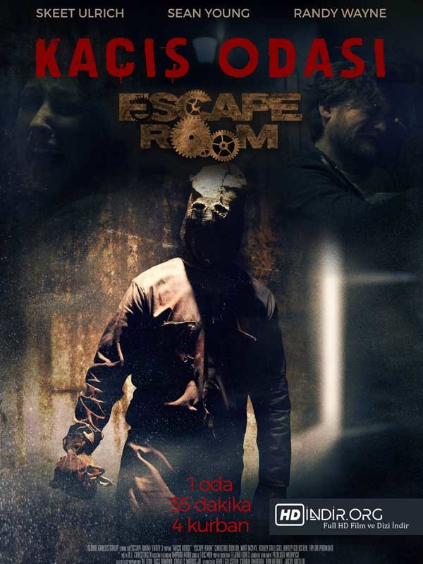 Kaçış Odası - Escape Room (2017) m1080p Full İndir