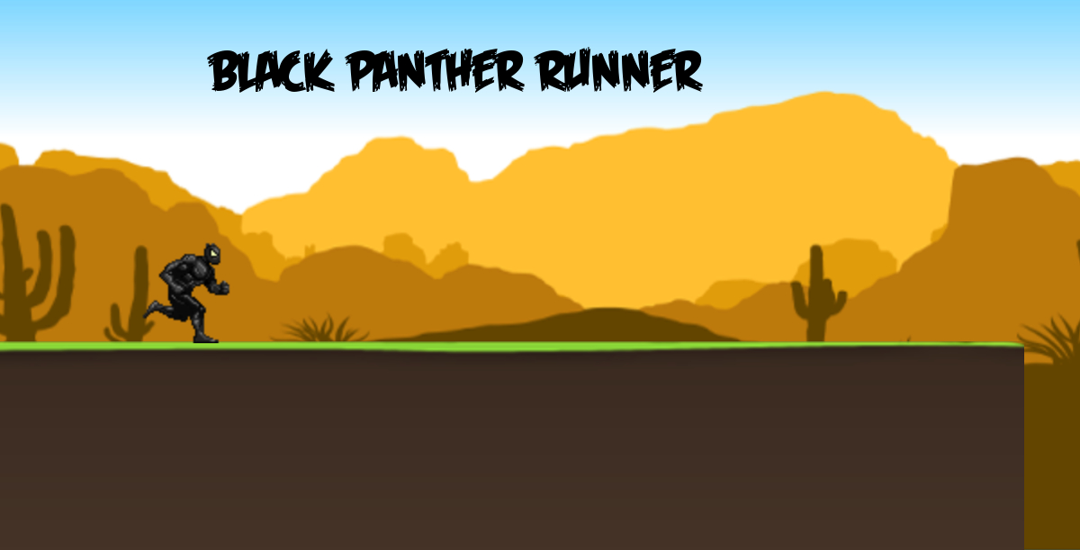 Black Panther Runner Apk İndir