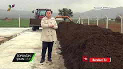 Biyoreaktörde Kompost Yapımı