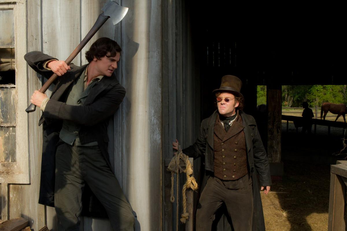 Abraham Lincoln: Vampir Avcısı Fimi Tek Part İndir Ekran Görüntüsü 1