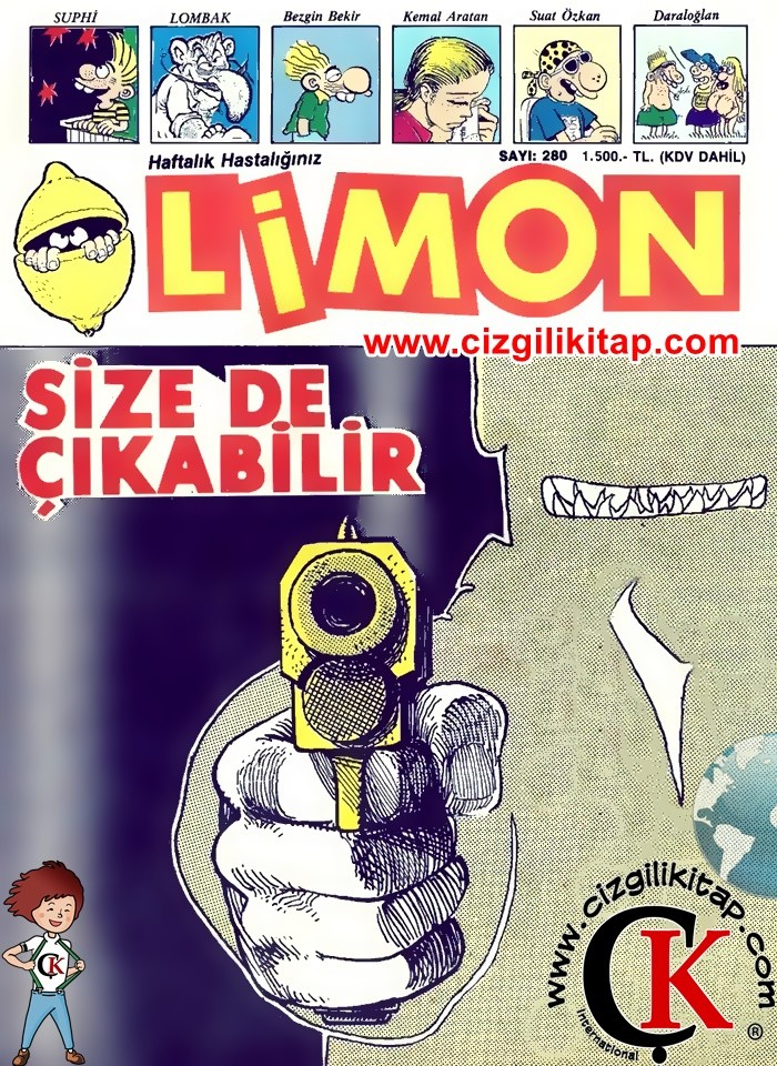 Mizah Dergisi, Limon