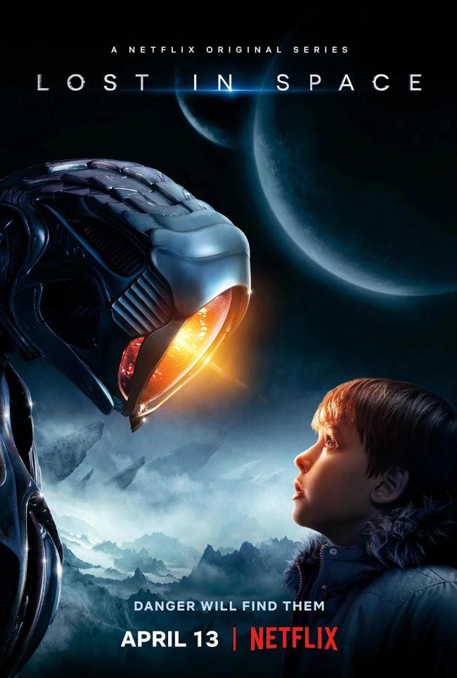 Lost in Space 1.Sezon Türkçe Dublajlı 1080p HD izle