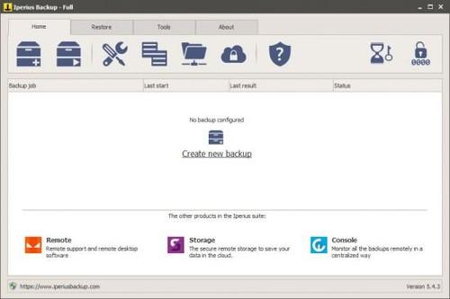 Iperius Backup Full 5.4.5 Multilingual Full İndir