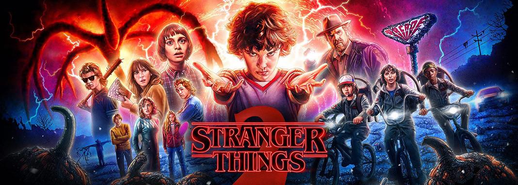 Stranger Things 3. Sezon 720p