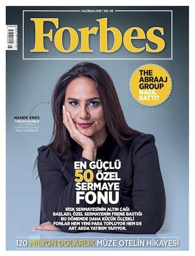 Forbes Haziran 2019