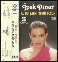 İpek Pınar Al Bu Şarkı Senin Olsun Albümü